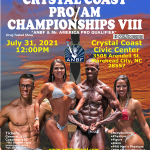 2021 ANBF Crystal Coast Pro/Am flyer