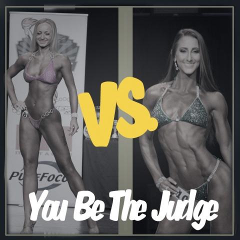 You Be The Judge - Bikini