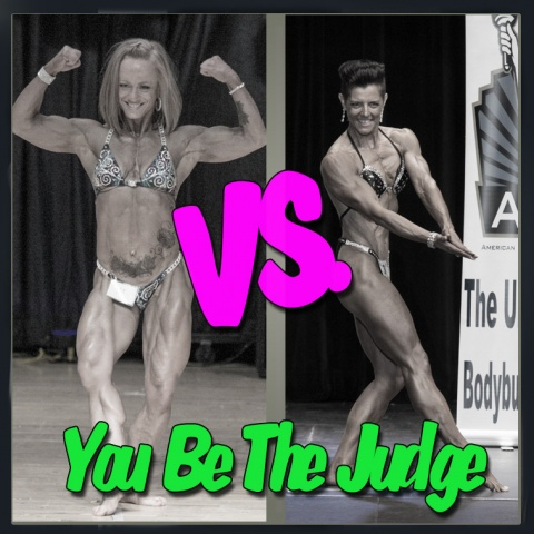 You Be The Judge - Women's Bodybuilding