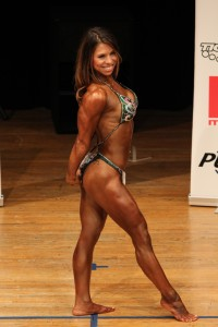 2015 Mass Muscle Classic Pro / Am II: Brittney Troncoso