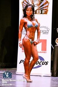 ANBF Masters Nationals: Myla Bseirani